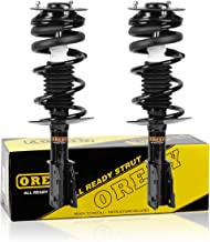 Front /& Rear Complete Struts /& Coil Spring Assemblies Compatible with 1999-2005 Chevrolet Cavalier Set of 4