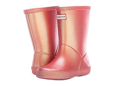 Hunter Kids First Classic Nebular (Toddler) (Rhythmic Pink) Kids Shoes