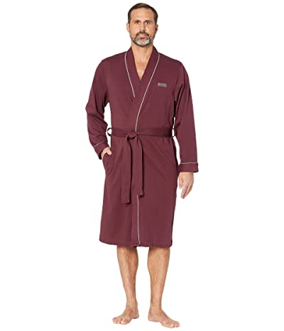 BOSS Hugo Boss Authentic Kimono Robe (Deep Red) Men
