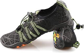 أحذية مياه للرجال والنساء من Joelynne - سريعة الجفاف في الهواء الطلق للرياضات الشاطئية أو المائية