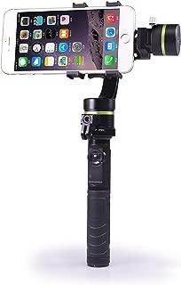 Lanparte LA3D-S2 Handheld, Mountable 3-Axis Detachable Gimbal, Black, Green