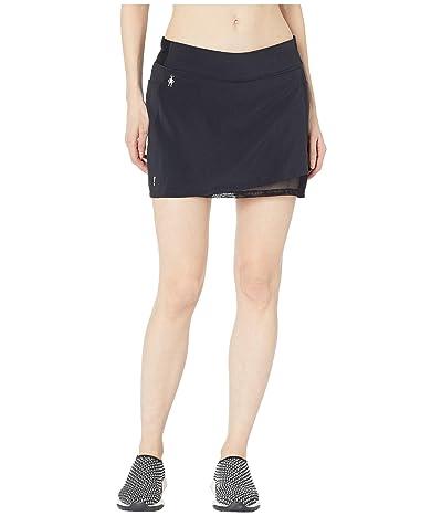 Smartwool Merino Sport Lined Skirt (Black) Women
