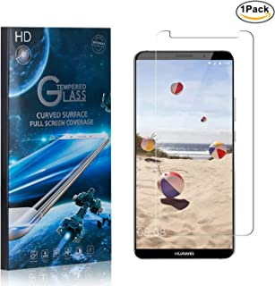 MoKiin Tempered Glass Screen Protector for Huawei Mate 10 Pro, Ultra Thin, 9H Bubble Free Screen Protector Film, HD Screen Protector, Easy Installation, 1 Pack