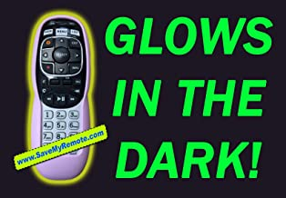Glows in The Dark! DirecTV Remote Control Rubber Protective Case Skin Pink Cover