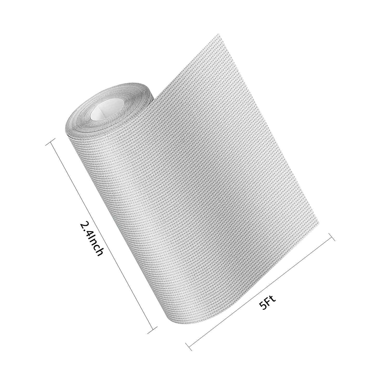Prym Reflective Self Adhesive Repair Patch Silver