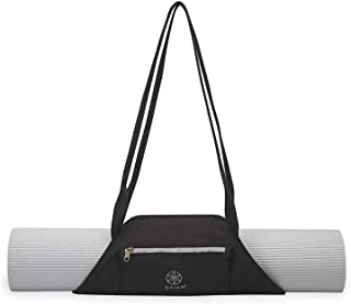 Gaiam On-The-Go Yoga Mat Carrier, 05-62018, Granite Storm