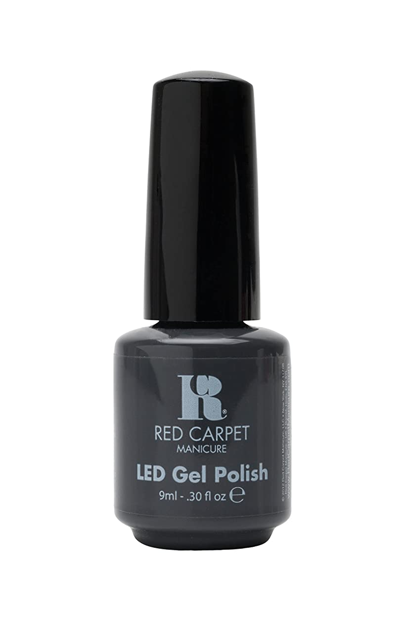 ひばり小売脚本Red Carpet Manicure - LED Nail Gel Polish - My Inspiration - 0.3oz/9ml