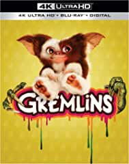 GREMLINS arrives on 4K Ultra HD Blu-ray Combo Pack and Digital Oct. 1 from Warner Bros.