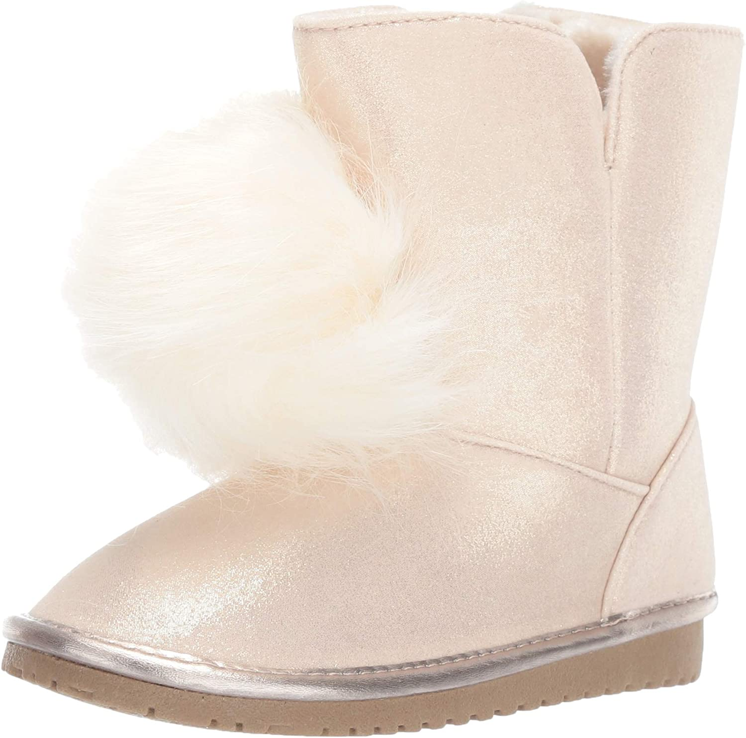 The Children's Place Virginia Beach Mall Unisex-Child Boot Faux Fashion Sherling Max 44% OFF
