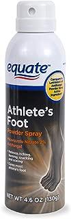Equate Athlete's Foot Powder Spray, 4.6 oz