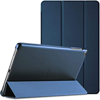 ProCase Galaxy Tab A 10.1 2019 Case T510 T515 T517, Ultra Slim Lightweight Stand Case Shell with Translucent Frosted Back ...