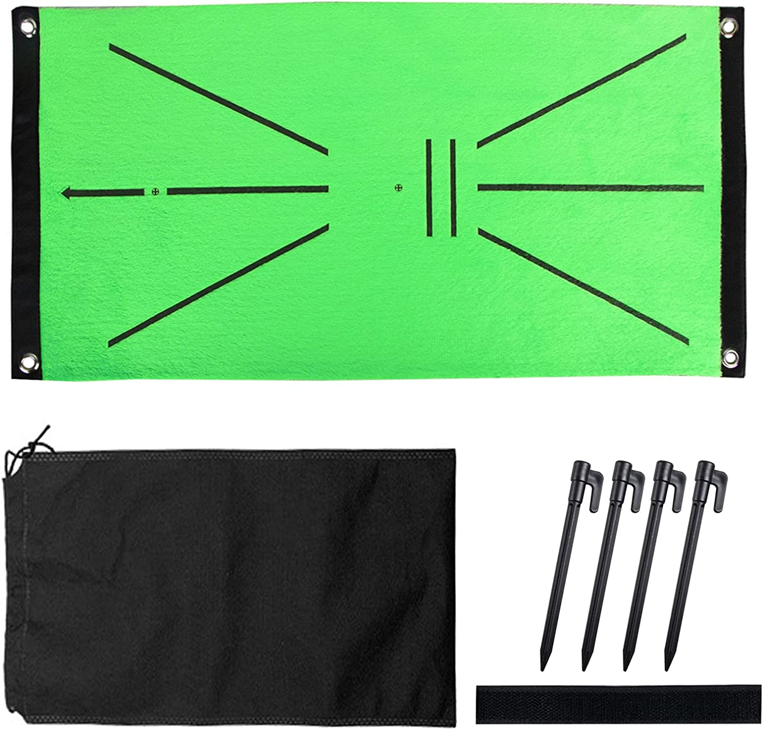 Animer and price revision Ananko Golf Training Mat for Mini Upgrade Pr Beginner 2021 Max 56% OFF