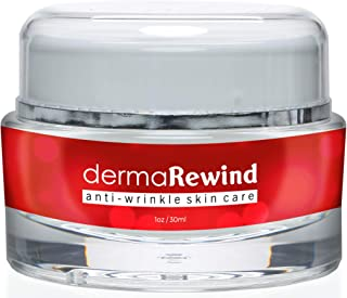 Derma Rewind- Anti-Wrinkle Skin Care- Ageless Moisturizer- Boost Collagen and Elastin - Diminish Wrinkles and Fine Lines- Ultimate Skincare Solution