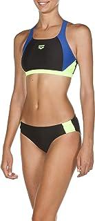ARENA Damen Sport Bikini REN Parte Superior, Mujer