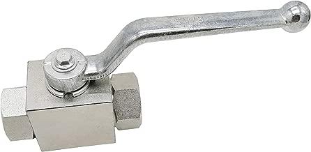 Best hydraulic ball valve 3 way Reviews