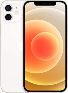 Apple iPhone 12 with Facetime - 128GB, 5G, White - International Version