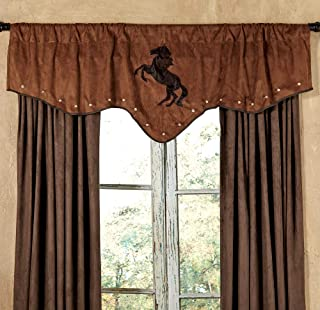 Best horse themed window curtains Reviews