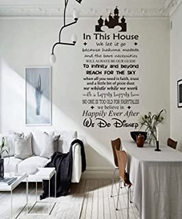 Vinyl Wall Decal Sticker Decor Mural Removable Art Room Home