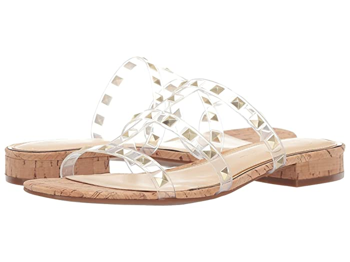 Jessica Simpson  Caira (Clear) Womens Shoes