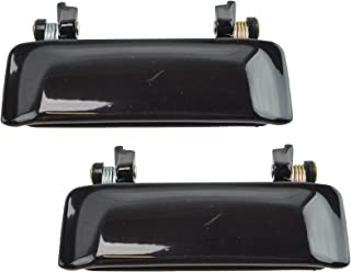 Metal Outer Outside Exterior Door Handle LH RH Pair for Explorer Mountaineer
