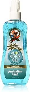 Australian Gold Aloe Freeze Spray Gel 8 Oz (pack Of 1), 8 Oz