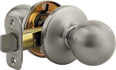Kwikset 92001-556 Polo Passage Hall/Closet Knob In Satin Nickel