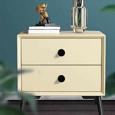 5 Pack goldenwarm Modern Cabinet Knobs Flat Black Cabinet Door Knobs - LS5310BK Decorative Kitchen Cabinet Knobs Solid Black