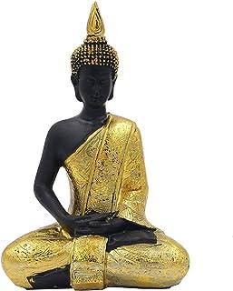 DharmaObjects Meditation Buddha Statue Buddha Statue for Home Meditation (Abhaya)