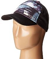 Roxy - Waves Machines Trucker Hat