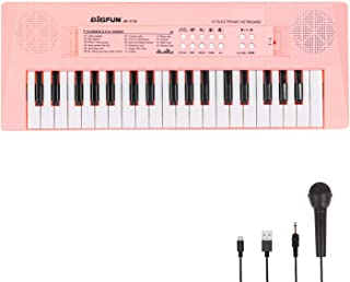 Electronic Piano Keyboard 37 Keys Piano for Kids Music Keybo