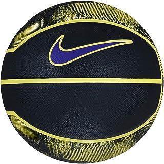 Nike Lebron Playground Basketball 4P 07 Black/Amarillo Size One Size