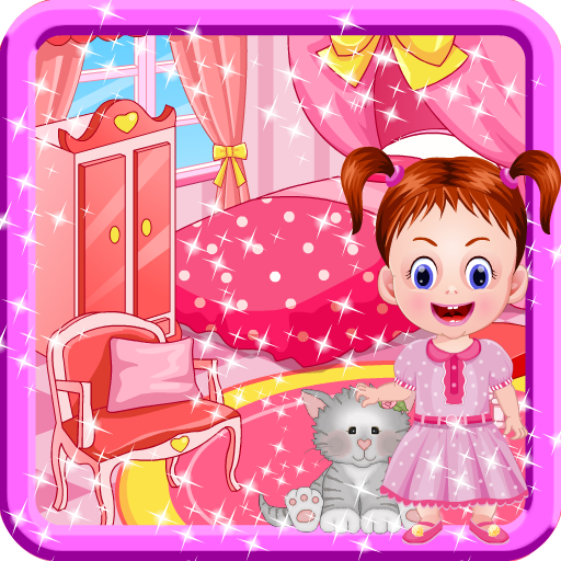 Room Decoration - Games for Girls with Baby Emma