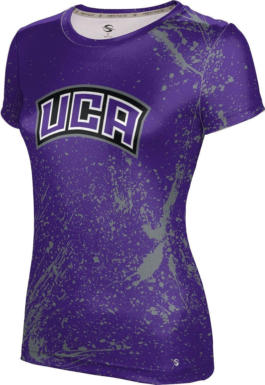 ProSphere University of Central Arkansas Girls' Performance T-Shirt (Splatter)