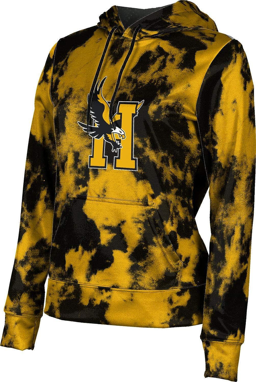 ProSphere Hobbs High School Girls' Pullover Hoodie, School Spirit Sweatshirt (Grunge)
