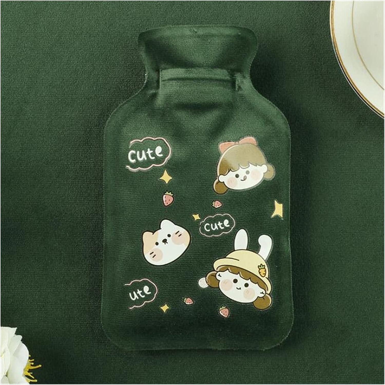 YIXINGSHANGMAO Cartoon Warm Time sale Hot Water Portable Bottle Mini Max 57% OFF Plush