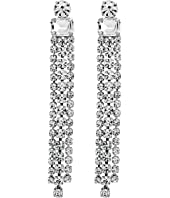 Kate Spade New York - Glitzville Fringe Earrings