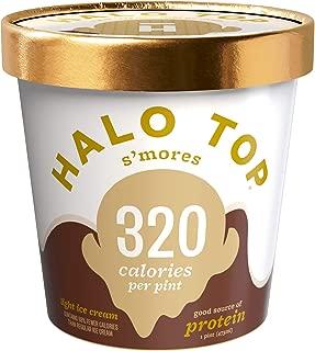 Halo Top S'mores, 16 oz (Frozen)