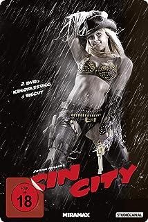 Sin City (Steelbox, 2 Discs, Kinofassung + Recut) [Alemania] [DVD]