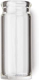 Dunlop 275 Blues Bottle Slide, Clear, Heavy Wall Thickness, Medium