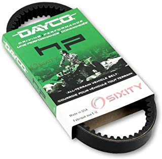 1992-2003 for Club Car Golf Cart Drive Belt Dayco HP Golf Cart ATV OEM Upgrade Replacement Transmission Belts