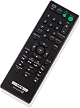 AIDITIYMI RMT-D197A Replaced Remote Control fit for Sony DVD Player DVPSR201P DVPSR210P DVPSR405P DVPSR510H DVP-SR310P DVP-SR320 RMTD197A
