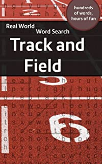 Real World Word Search: Track & Field