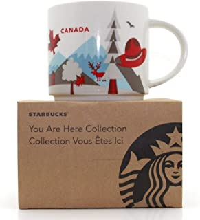 Starbucks You Are Here Collection Canada Mug 011036487