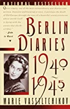 the berlin diaries of marie vassiltchikov