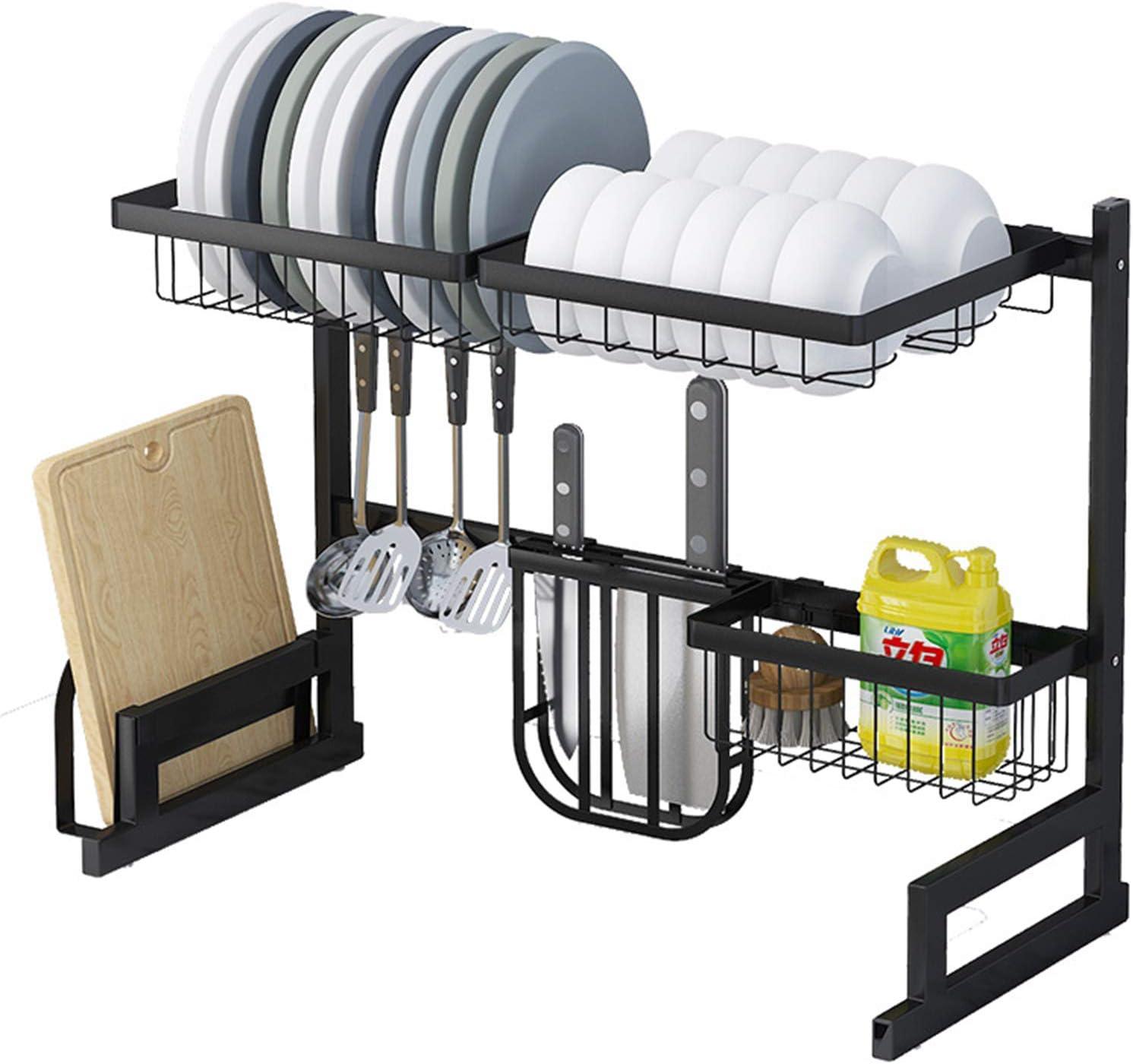 BZLEK Free Shipping New Shipping Free Shipping New Dish Drying Rack Kitchen Organizer and Sink Ra