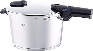 Fissler Vitaquick Olla a presión, 22 cm, Para todo tipo de cocinas, 4.5 litros, Acero Inoxidable