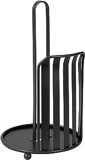 Spectrum Diversified 24310 Stripe, Black Paper Towel Holder