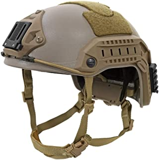 FMA Ops-Coreタイプ FAST マリタイム ヘルメット コンプリートセット アーバンTAN
