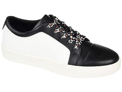 Journee Collection Comfort Foamtm Taschi Sneakers (Black) Women