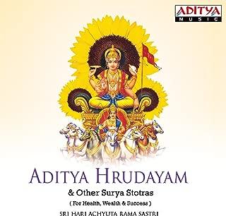 Sri Aditya Stotram